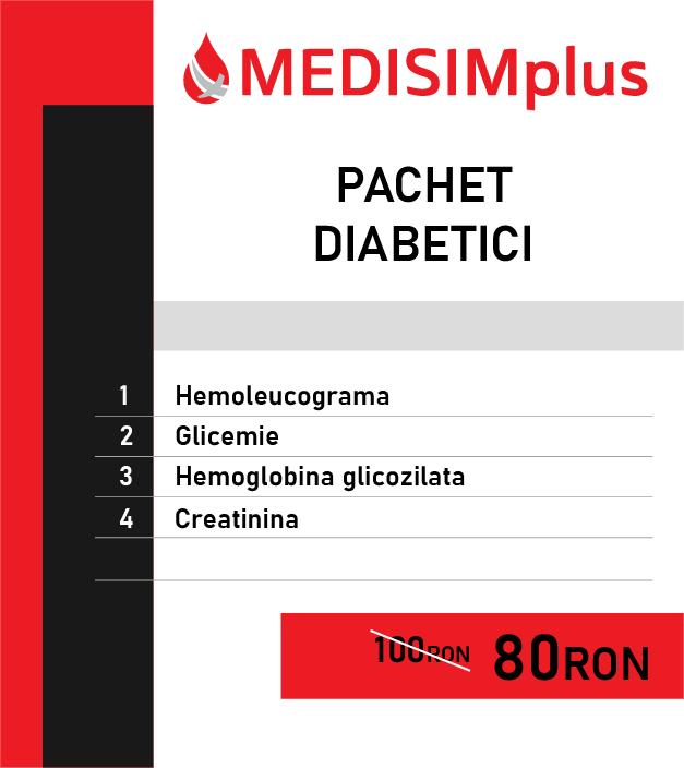 Pachet diabetici