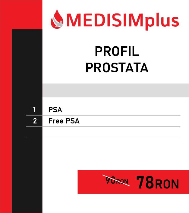 Profil prostata